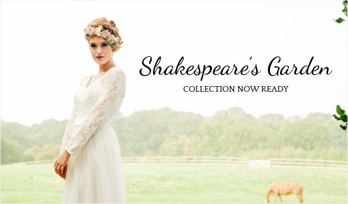 Shakespeare's Garden Collection now available