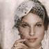 Brides Magazine: The Birdcage Veil